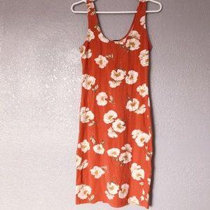 🔥BUY 1, GET 3 FREE🔥 F21 Floral Mini Dress sz S